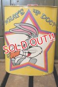 ct-181101-56 Bugs Bunny / Cheinco 1977 Trash Box