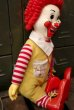 画像9: ct-181101-37 McDonald's CANADA / Hasbro Ronald McDonald 1978 Whistle Doll