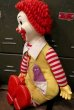 画像8: ct-181101-37 McDonald's CANADA / Hasbro Ronald McDonald 1978 Whistle Doll