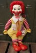 画像1: ct-181101-37 McDonald's CANADA / Hasbro Ronald McDonald 1978 Whistle Doll (1)
