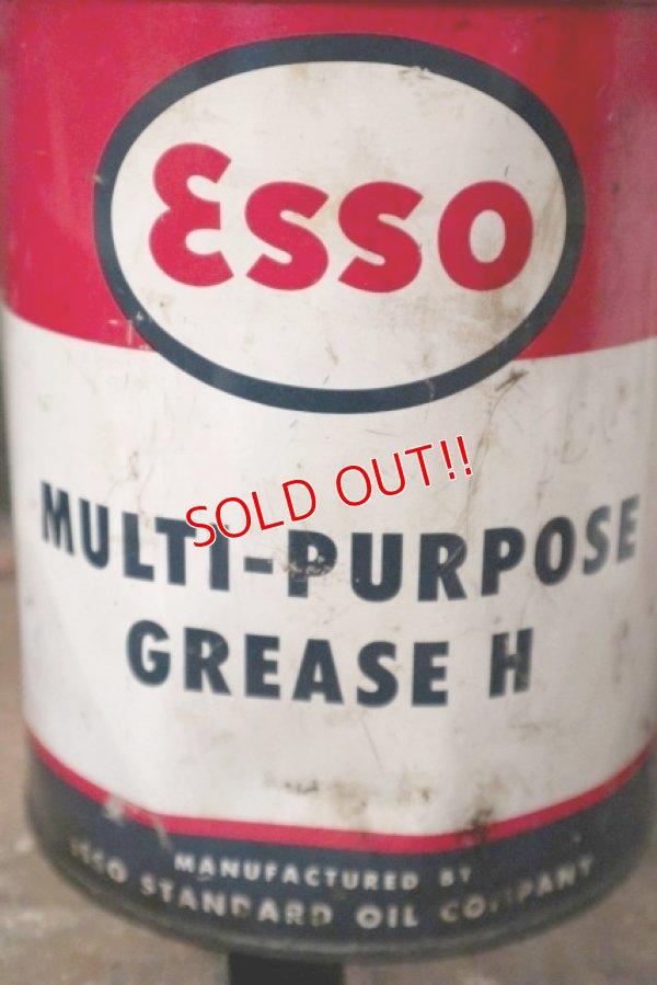 画像2: dp-181101-26 Esso / 1950's-1960's Oil Can