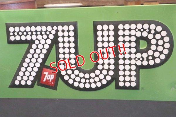 画像2: dp-181101-18 7up / 1970's Menu Board