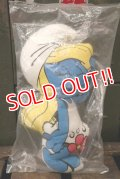 ct-181101-31 Smurfette / 1980's Pillow Doll