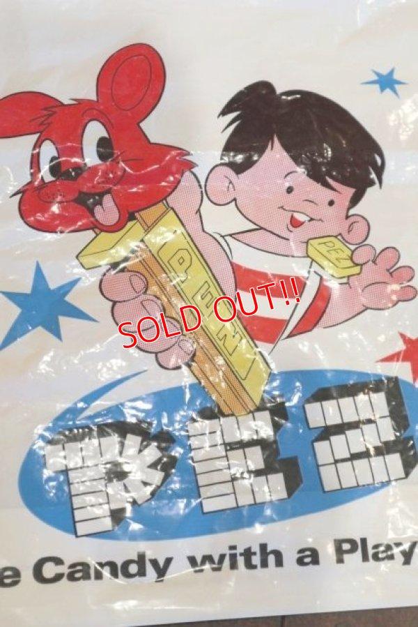 画像3: pz-130917-04 PEZ / 1990's PEZ BOY Plastic Bag