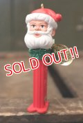 pz-130917-04 Santa Claus / PEZ 1999 Ornament