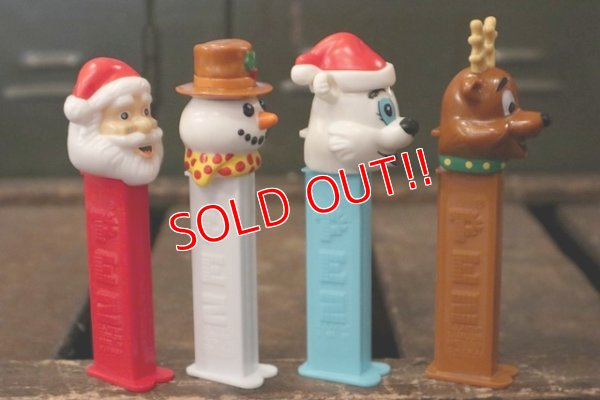 画像4: pz-130917-04 Christmas / 2000's PEZ Dispenser Set of 4