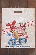 pz-130917-04 PEZ / 1990's PEZ BOY Plastic Bag