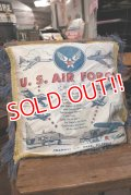 dp-181115-06 U.S.AIR FORCE / 1960's Cushion