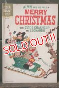 ct-181101-138 ALVIN / DELL Giant 1963 Merry Christmas Comic