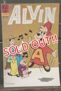 ct-181101-136 ALVIN / DELL 1963 January-March Comic
