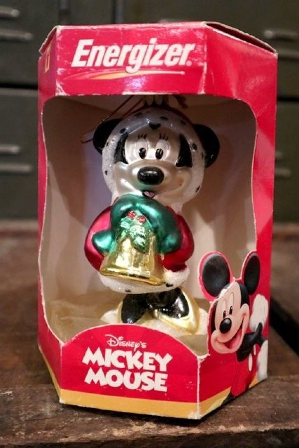 画像1: ct-150302-40 Minnie Mouse / 2000's Energizer Ornament
