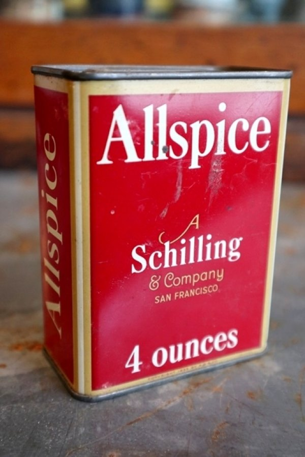 画像2: dp-181115-20 Schilling / All Spice Can