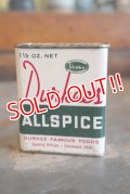 dp-181115-20 Durkee's / ALLSPICE Can