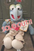 ct-181101-140 Gonzo The Great / Eden Toys 1990's Plush Doll