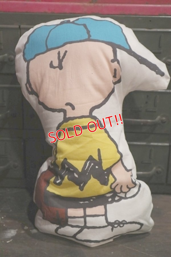 画像2: ct-181203-57 Charlie Brown / 1990's Cushion