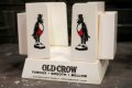 dp-181203-21 OLD CROW / Vintage Napkin Holder