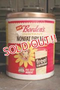 dp-181203-31 Borden's / Instant Nonfat Dry Milk Can