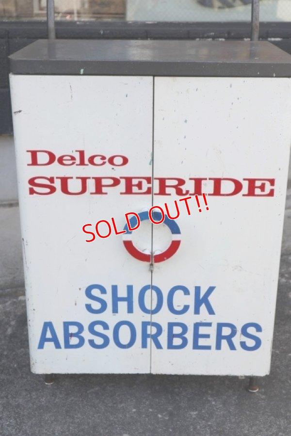 画像2: dp-190104-01 Delco Superide / 1960's-1970's Metal Cabinet