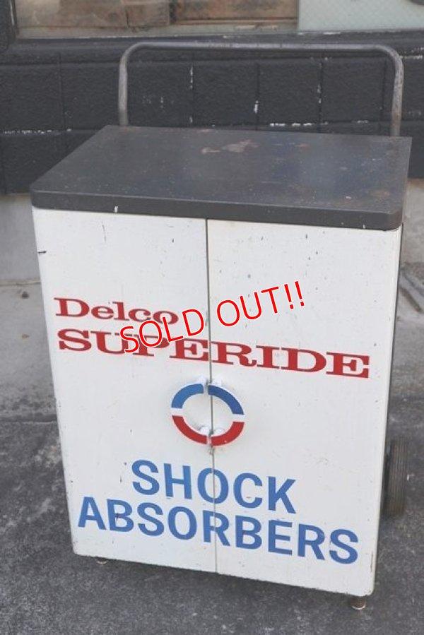 画像1: dp-190104-01 Delco Superide / 1960's-1970's Metal Cabinet