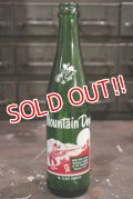 dp-190101-10 Mountain Dew  / 1960's 10FL.OZS Bottle