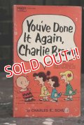 "ct-181203-77 PEANUTS / 1970 Comic ""You've Done It Again,Charlie Brown"""