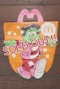 """ct-190101-62 McDonald's / 1991 McBoo Bags """"Frankenstein"""""""