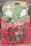 "ct-150715-44 THE MASK ANIMATED SERIES / TOY ISLAND 1997 ""Ninja Mask"""