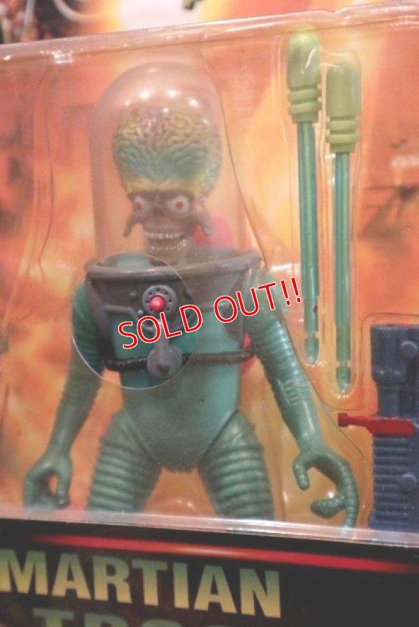 """画像2: ct-160113-12 MARS ATTACKS! / 1996 Action Figure """"Martian Trooper"""""""