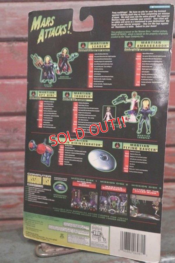 """画像5: ct-160113-13 MARS ATTACKS! / 1996 Action Figure """"Martian Leader!"""""""