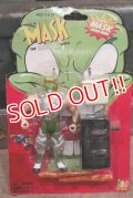 """ct-150715-44 THE MASK ANIMATED SERIES / TOY ISLAND 1997 """"SGT.Mask"""""""