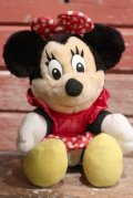 ct-190101-19 Minnie Mouse / 1980's-1990's Plush Doll