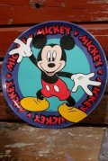ct-1902021-25 Mickey Mouse / 1990's Plastic Plate