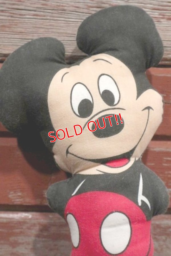 画像2: ct-1902021-24 Mickey Mouse / 1990's Pillow Doll