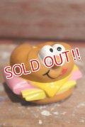 """ct-190101-68 Burger King / 1989 Lickety Splits Rollin Racers """"Croissant  Breakfast Sandwich"""""""