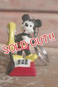 ct-1902021-19 Mickey Mouse / BULLY 1980's-1990's PVC Keychain
