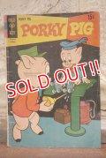 bk-120815-13 Porky Pig / Gold Key 1968 Comic