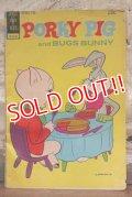 bk-120815-11 Porky Pig and Bugs Bunny / Gold Key 1974 Comic