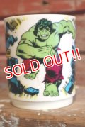 ct-1902021-77 Incredible Hulk / 1977 Plastic Mug