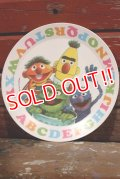 ct-1902021-111 Sesame Street / 1970's Plastic Plate