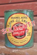 dp-150115-08 ACME QUALITY / Vintage Enamel-Kote Can