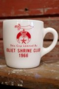 dp-150115-08 Unknown / 1966 JOLIET SHRINE CLUB Mug