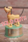 ct-160901-151 Pluto / Kohner Bros 1970's Mini Push Puppet