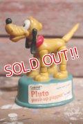 pz-160901-151 Pluto / Gabriel 1970's Push Puppet
