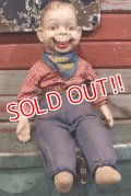 ct-150115-08 Howdy Doody / Effanbee 1940's Sleep Eyes Doll
