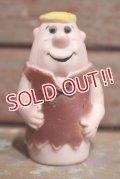 ct-160901-151 Barney Rubble / Knickerbocker 1972 Finger Puppet