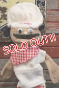 ct-150115-08 National Dairy Council / Chef Combo 1070's Hand Puppet