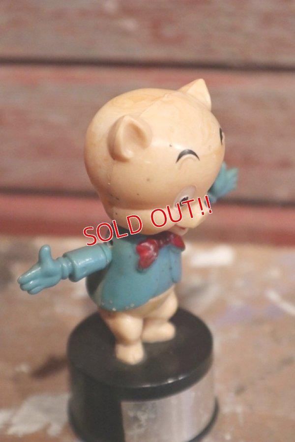画像4: ct-160901-151 Porky Pig  / Kohner Bros.1970's Push Puppet