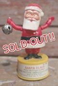 ct-160901-151 Santa Claus / 1970's Push Puppet