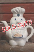 ct-190301-07 Pillsbury / Poppin' Fresh(Doughboy)1990's Tea Pot