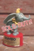 ct-160901-151 Dumbo / Kohner Bros 1970's Mini Push Puppet